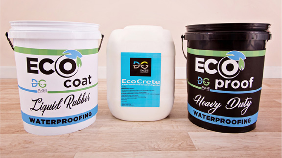 Waterproofing Roof Products | NUTEC Rubber Coatings